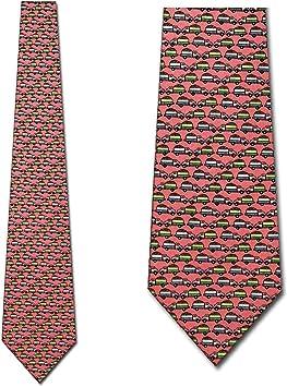 Corbatas Hampton Camiones volquete corbatas corbata rosa ...