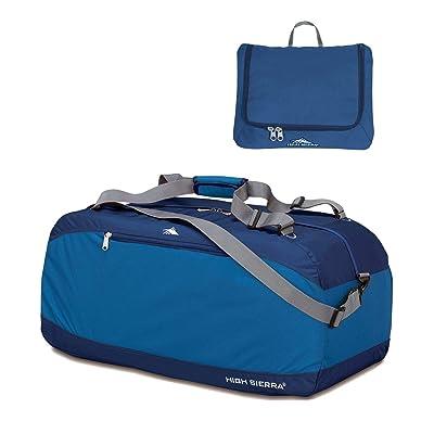 High Sierra Pack-N-Go Duffel Bag