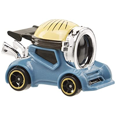 Hot Wheels Despicable Me Series 3 #6 Vehicle: Toys & Games