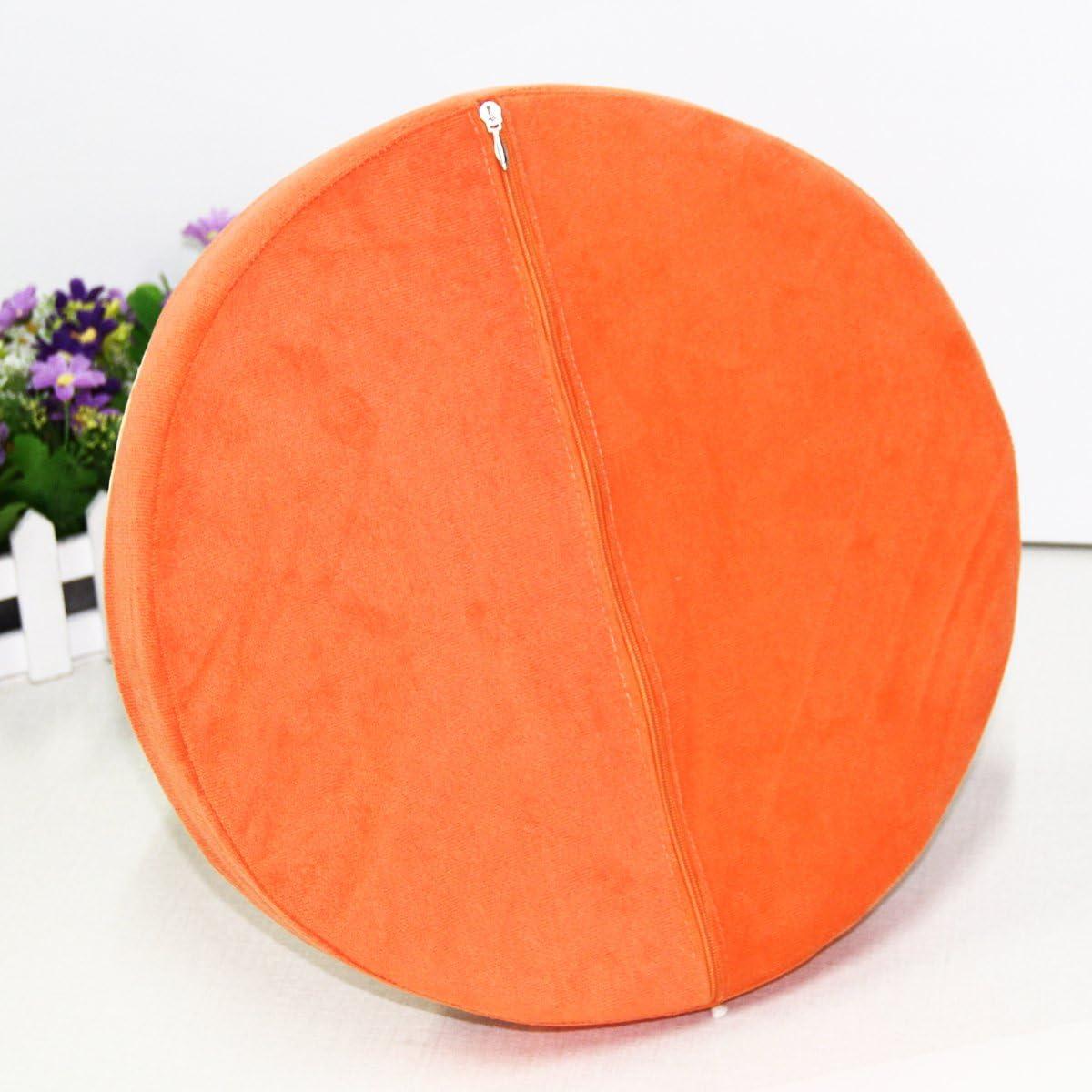 3D Print Fruit Office Chair Back Cushion Sofa Throw Pillow Log 30cm Throw Pillow