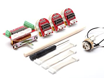 Tremendous Toneshaper Nextgen Wiring Kit Solder Free Ng03 Strat Many Other Wiring 101 Cajosaxxcnl
