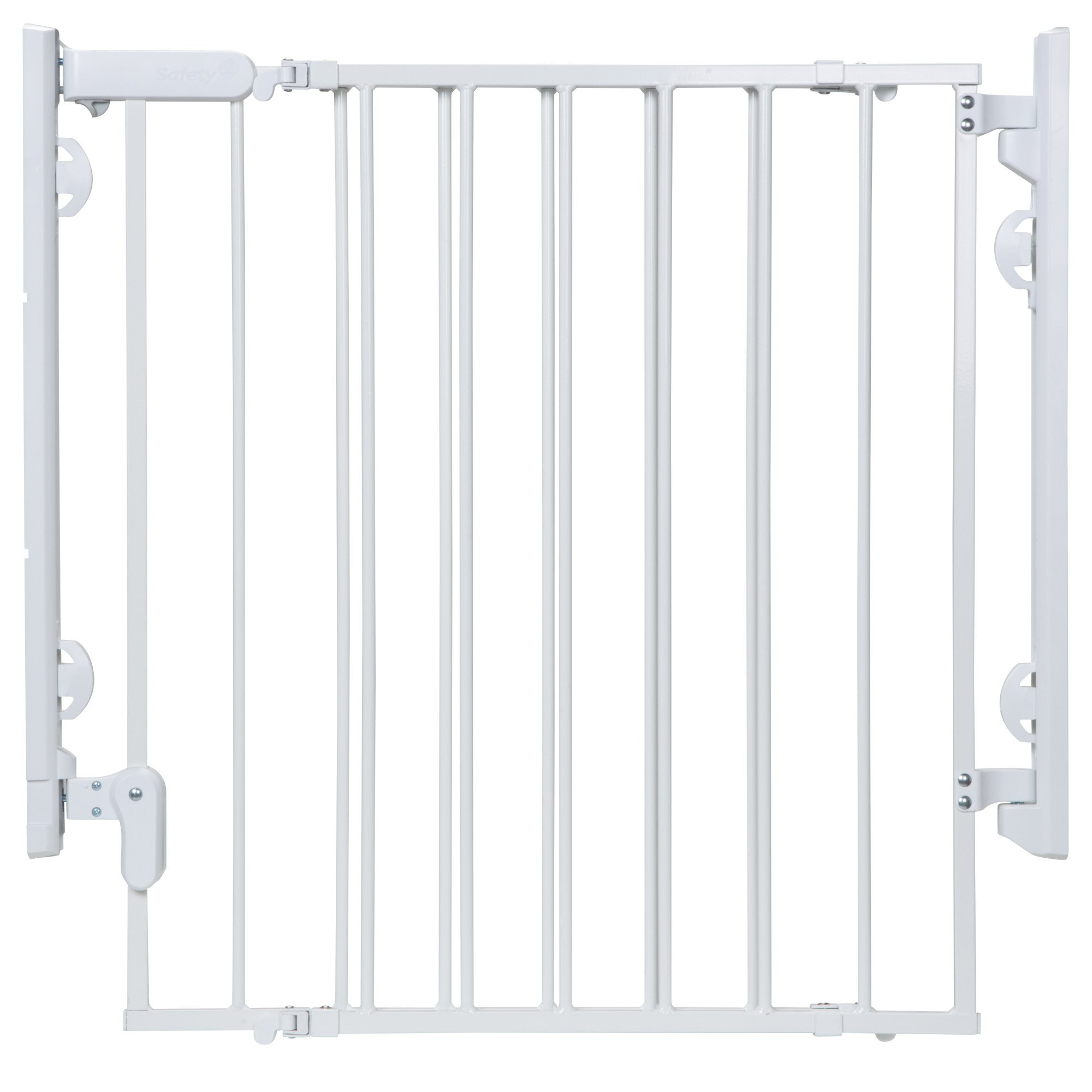 Safety 1st Ready To Install Everywhere Gate White
