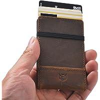 Ebax Front Pocket Slim Wallet - Minimalist Mens Card Holder Wallet