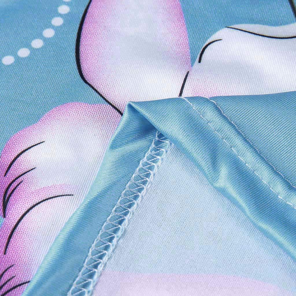 DMZing Blusa sin Mangas con Estampado Floral Informal y Cuello en ...