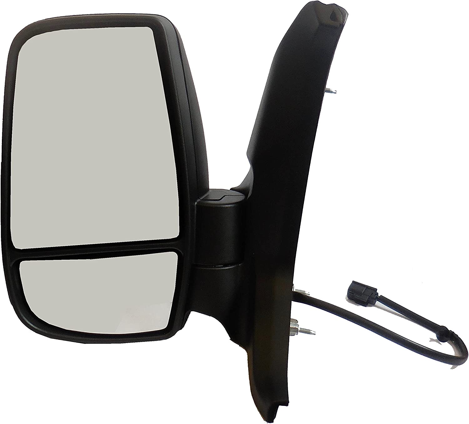 Ford Transit Connect Door Wing Mirror Electric Heated Right O//S Primed 2014 On