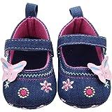 Zapatos De Bebé, Amlaiworld primeros pasos para niña mariposa suave sola niña 0-18 Mes