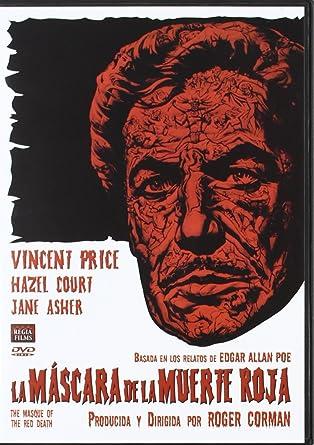 La Máscara De La Muerte Roja [DVD]