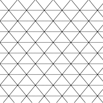 Luxton Black White Diamond Wallpaper For Livingroom Bedroom Kitchen Background Wall And Shops Pvc Black White Triangles Wallpaper Unpasted Roll 20 8 Inch X 32 8 Feet 1 Roll Pack Amazon Com