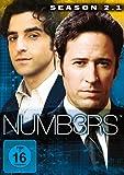 Numb3rs - Season 2, Vol. 1 [3 DVDs]