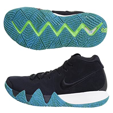 super popular ea5cf 49d19 Amazon.com | NIKE Men's Kyrie 4 EP, Dark Obsidian/Black ...