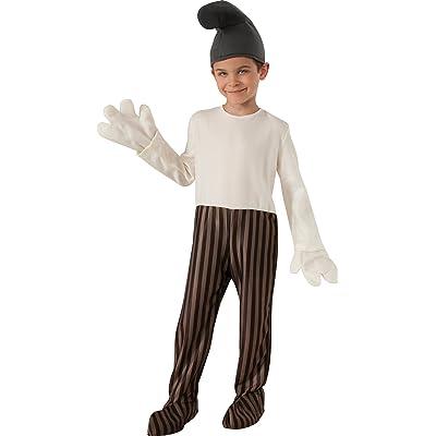 The Smurfs Movie 2 Hackus Costume, Large: Toys & Games