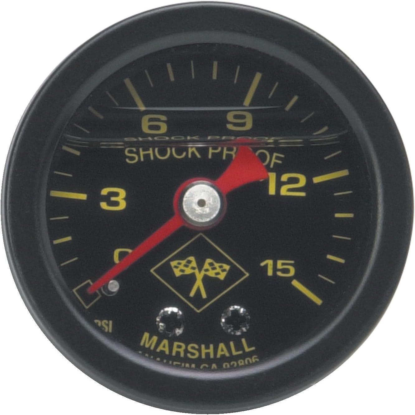 Edelbrock//Russell 650310 Fuel Pressure Gauge
