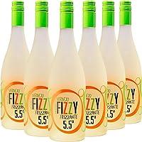 Fizzy Frizzante Vino Espumoso Verdejo, Volumen de Alcohol