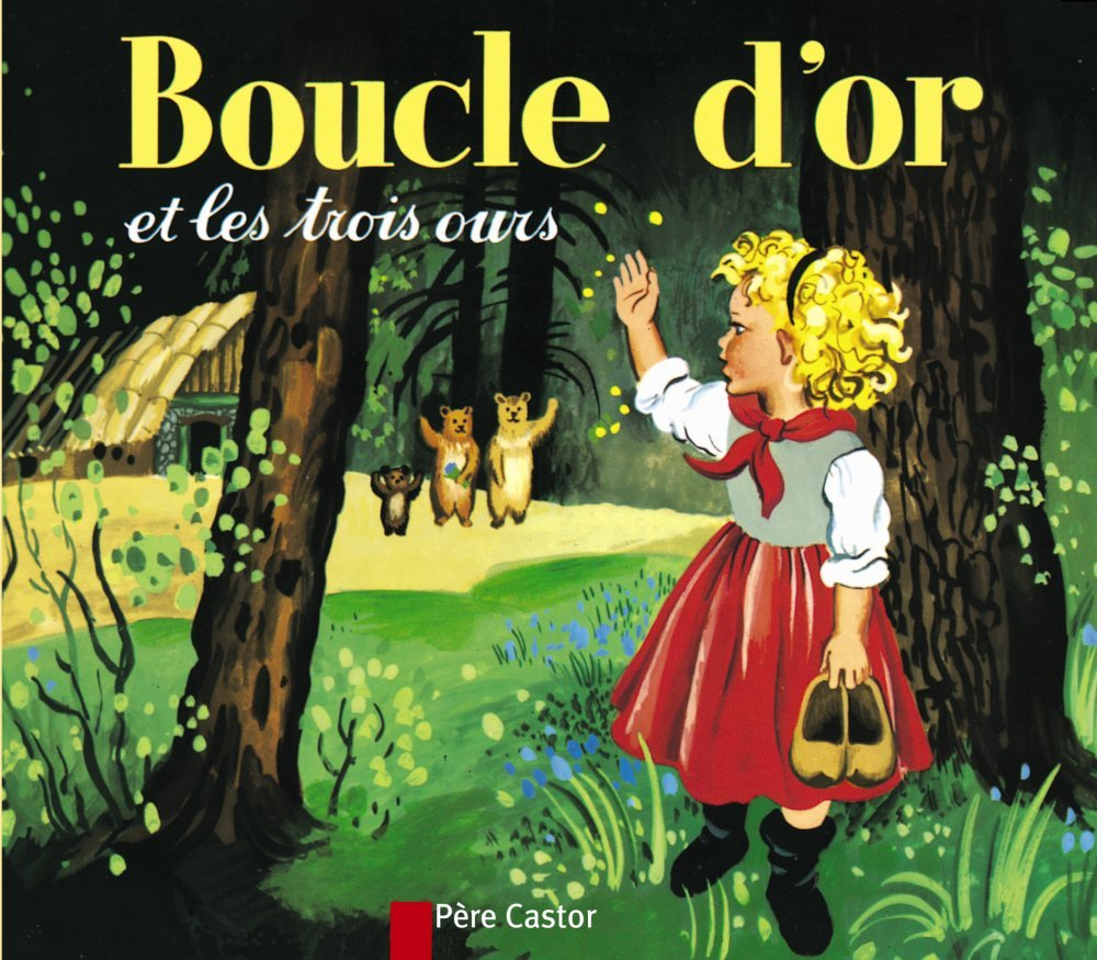 Image result for boucle d'or