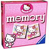 Ravensburger - 21982 - Jeu éducatif premier âge - Grand Memory® Hello Kitty