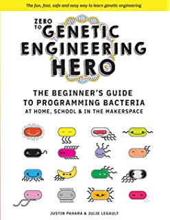 DIY Bacterial Genome Engineering CRISPR Kit: Amazon com