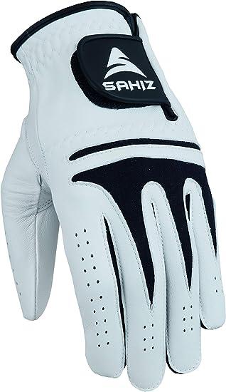 big sale cheap sale popular stores Sahiz Men's Golf Glove Premium Quality Genuine Cabretta Leather Left Hand  All Weather Golf Gloves