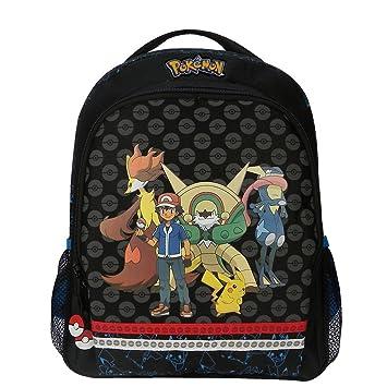 Pokémon - Pokemon - Mochila Evolution medidas 19x27x35 cm.: Amazon.es: Equipaje