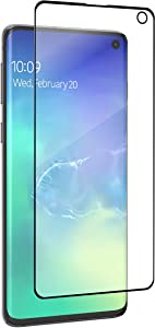 ZAGG Invisbleshield Glass Fusion Visionguard - Extreme Hybrid Glass Protection + Harmful Blue Light Filter - Screen Protector - Made For Samsung Galaxy S10
