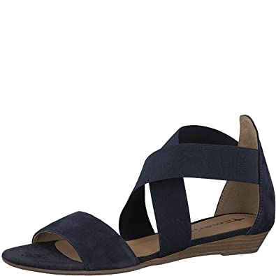 Tamaris 1 1 28188 20 Damen Sandale, Sandalette, Sommerschuhe für die modebewusste Frau