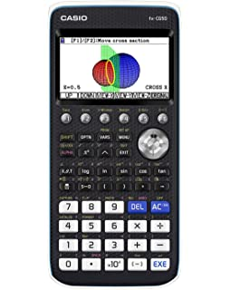 Texas N3CAS/TBL/2E7 TI-Nspire CX CAS Graph Calculator, Black