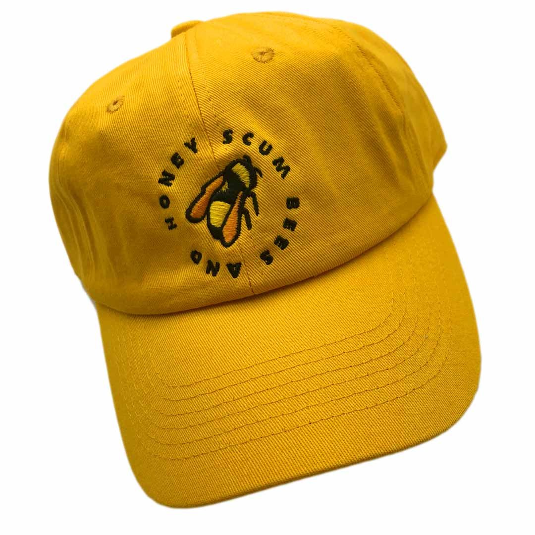 Golf Wang Baseball Cap Bee Embroidered Dad Hats Adjustable Snapback Cotton  Hat Unisex d7d434880172