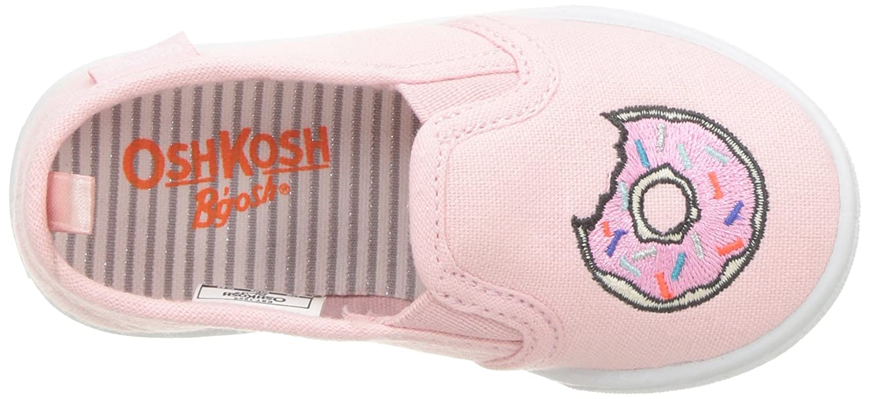 OshKosh BGosh Kids Donuts Girls Embroidered Slip-On Loafer Flat OshKosh B/'Gosh