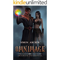 Omnimage: Infinite Potential book cover