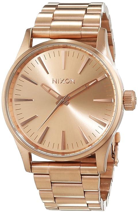 Nixon A450897-00 - Reloj de pulsera Mujer, Acero inoxidable