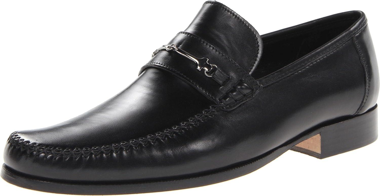 Bruno Magli Magli Men's PITTORE Oxford, Black, M120 M US PITTORE-10