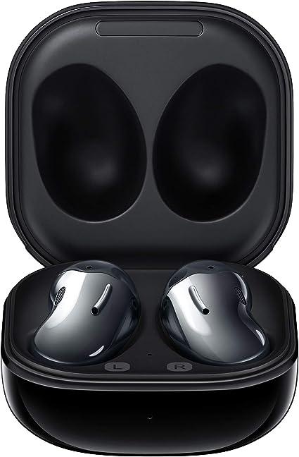 Samsung Galaxy Buds Live Wireless Earphones Mystic Black (UK Version): Amazon.co.uk: Electronics