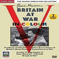 Rosie Newman's Britain At War In Colour