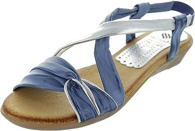 Marila für Damen (blau / 39) ltEJLG