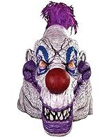 "Trick or Treat Studios Mens Halloween II Butcher Knife Prop, Silver Brown, 17.5"""