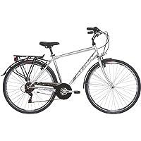 ATALA Bicicleta de Hombre Bridge 7velocidades, Color Gris Ultralight, Talla L (175–190cm)