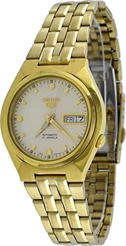 Seiko 5 Automatic analógico para Hombre Casual Reloj (Importado) snkl74 K1: Amazon.es: Relojes