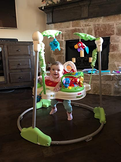 Fisher-Price Rainforest Jumperoo Best thing since sliced bread!