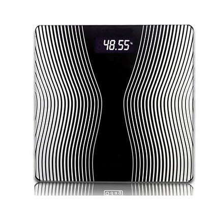 odefc Balanzas electrónicas de gama alta pesando en casa balanzas electrónicas escalas de la salud balanzas