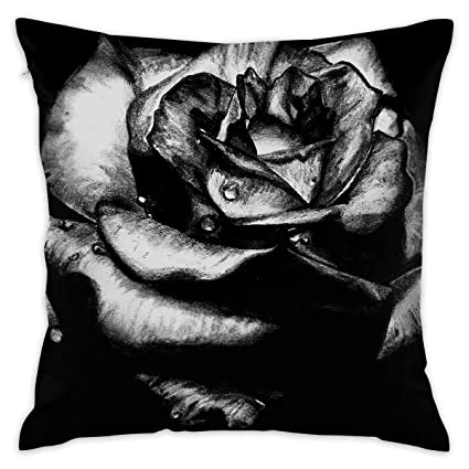 Amazoncom 18x18 Inches Square Throw Pillow Covers