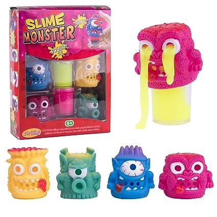 Amazon.com: Monster Slime Set | regalo de fiesta, gran ...