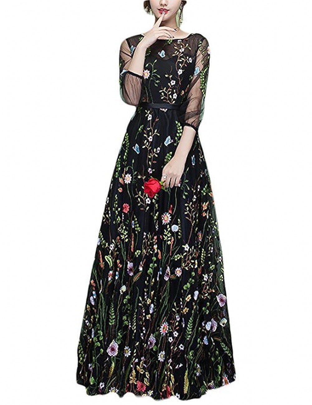 f6f274caea Long Sleeve Formal Dresses Amazon