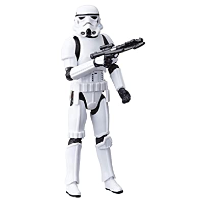 "Star Wars The Vintage Collection Rogue One: A Story Imperial Stormtrooper 3.75"" Figure: Toys & Games"