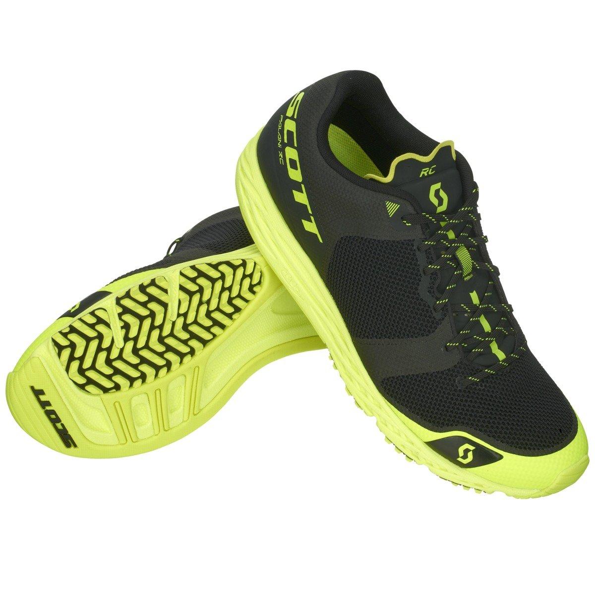 Scott Damen Laufschuhe Laufschuhe Damen W's Palani RC schwarz Gelb 5 5 dc0ca9