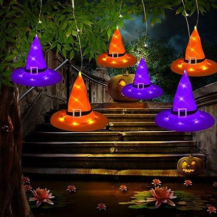 Amazon.com: Tcamp Halloween Decoraciones al aire libre ...