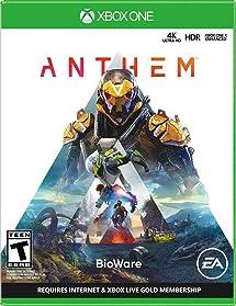 Anthem - Xbox One: Electronic Arts: Video Games - Amazon com