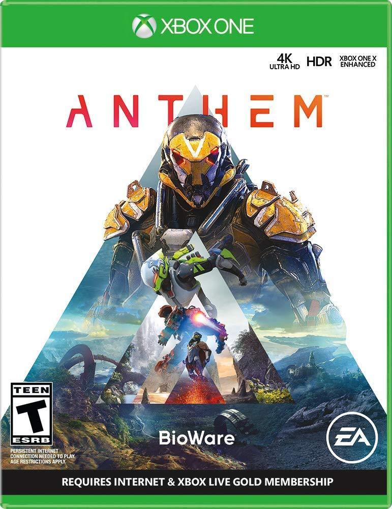 Anthem for Xbox One [USA]: Amazon.es: Electronic Arts: Cine y ...