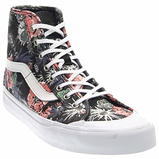 vans womens black ball hi sf sneakers