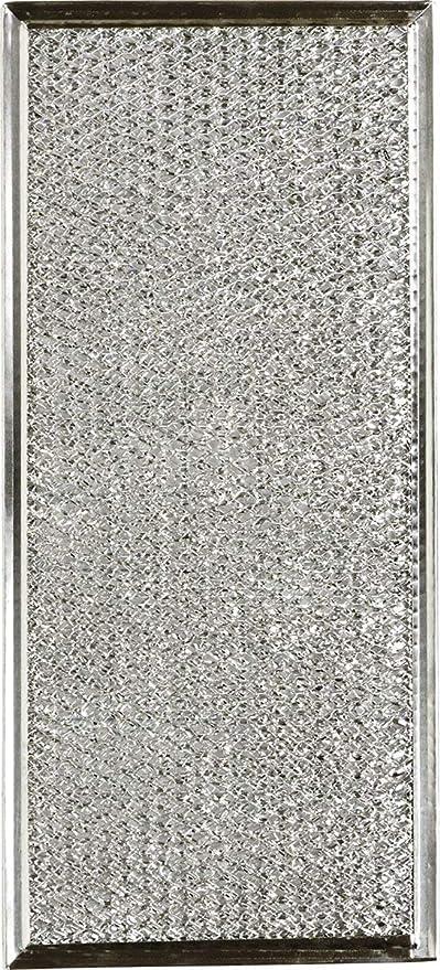 Repuesto para filtro de grasa para microondas Whirlpool W10208631A ...