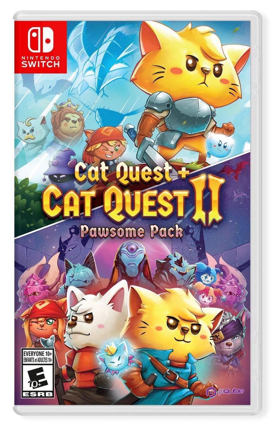 Cat-Quest-+-Cat-Quest-II:-Pawsome-Pack