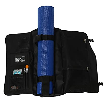 6842f6ebd7 Amazon.com : Yoga Sak Original, Jet Black : Yoga Mat Bags : Sports ...